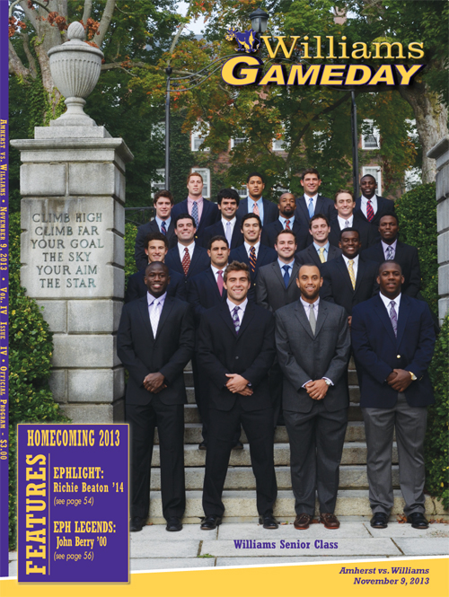 Williams College Football